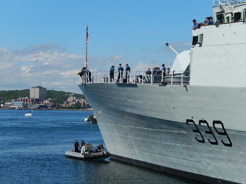Halifax - marineschip