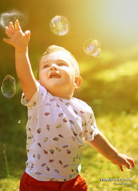 Bubbles & Sun