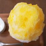 Japanese Ice Shaved - Sweet Summer Orange