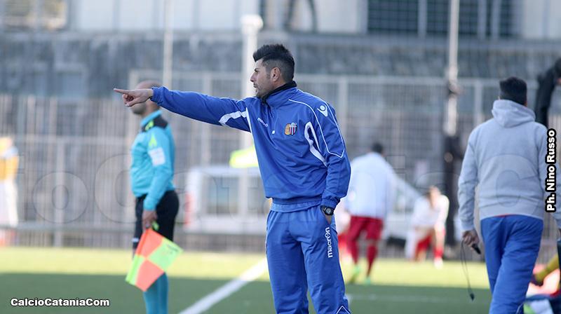 Gaetano Bellia torna al Settore Giovanile del Catania, guiderà l'Under 15 rossazzurra