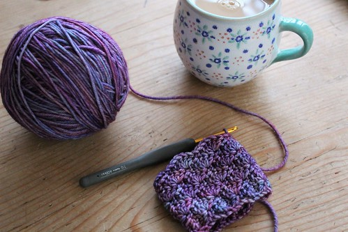 crocus wool | by my little red suitcase