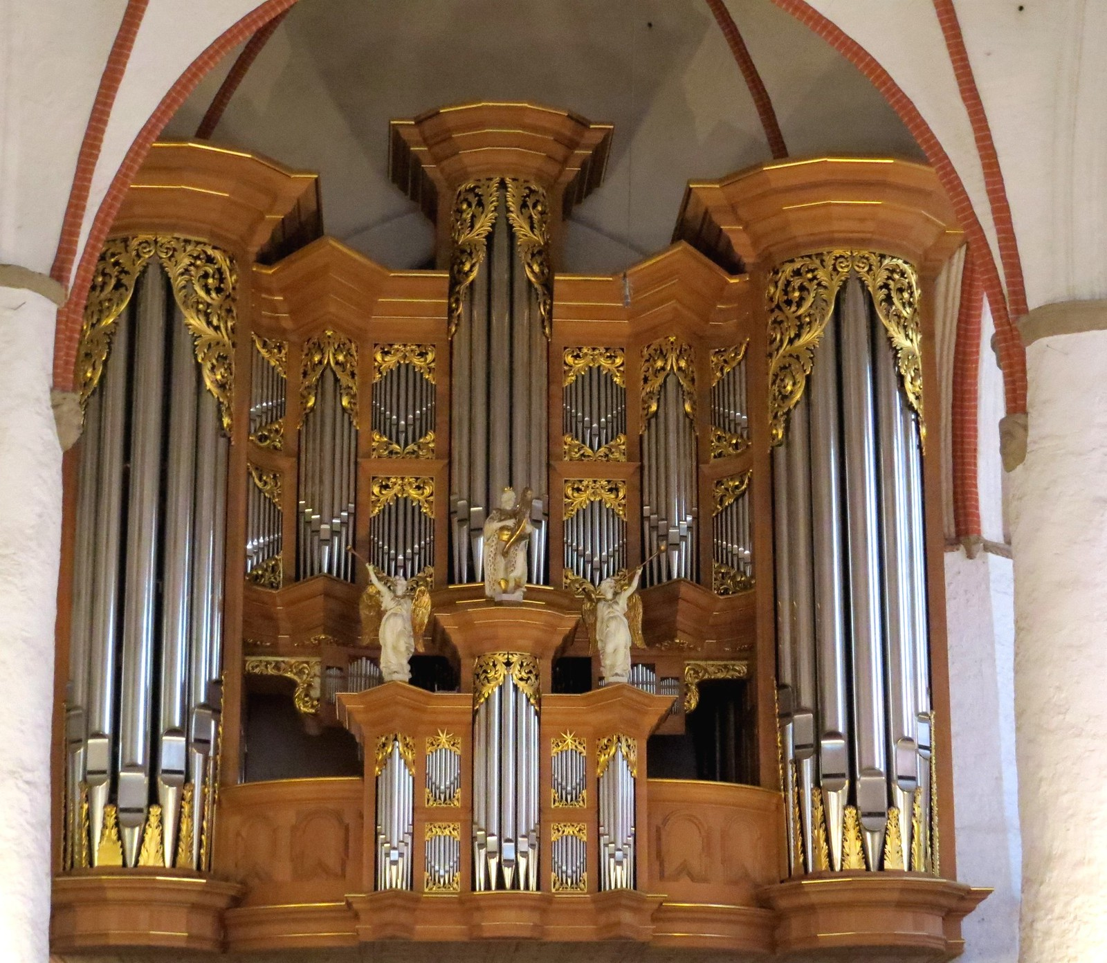 St. Jacobi-Kirche - Arp-Schnitger Orgel