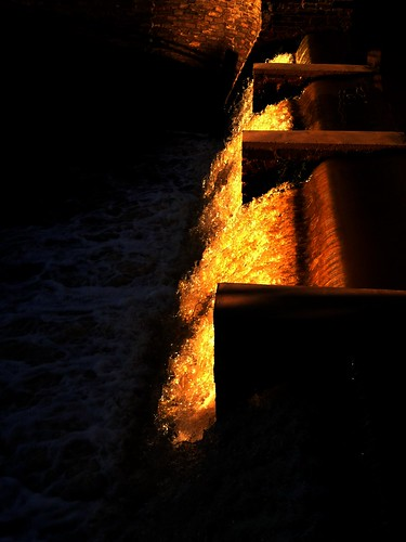 sunset water contrast lava falls goldenhour iphone photofx highcontrast4