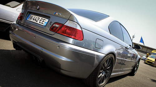 Montlhéry Trackday - 14 Juillet 2013 - BMW M3 E46 CSL Photo