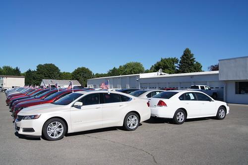2014 & 2012 Chevrolet Impala Photo