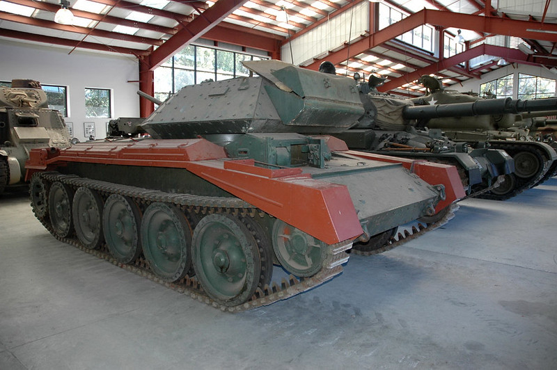 Tank Crusader (100)
