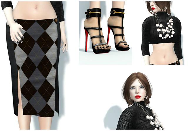 Delicious Kat Collage
