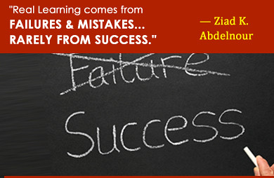 Ziadkabdelnour quotes- Mistake&Success | by ziadabdelnour
