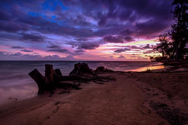 Hawiian Sunrise