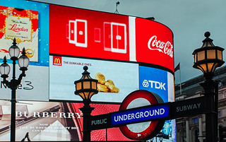 Piccadilly Circus (Canon EOS 70D & EF 17-40mm F4) | by markdbaynham