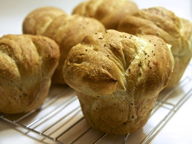 soft pull-apart roll experiment #1
