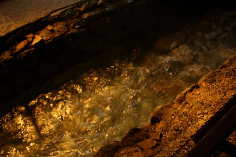 須川温泉のお湯