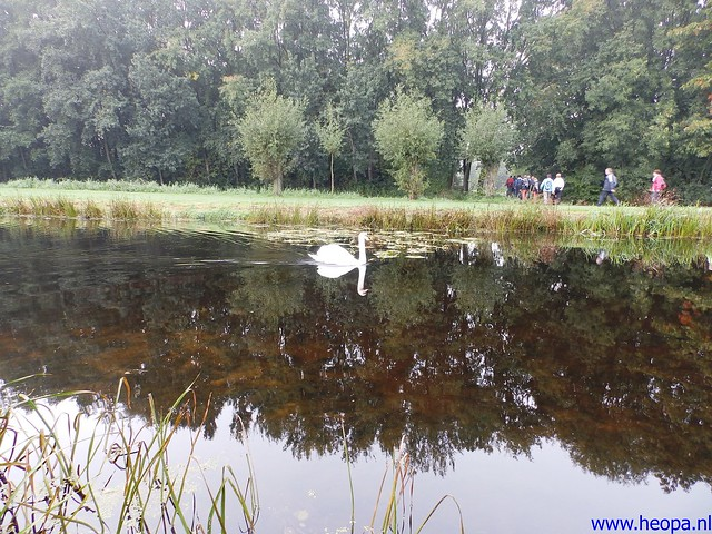 12-10-2013 Stolwijk  25.5 Km (15)