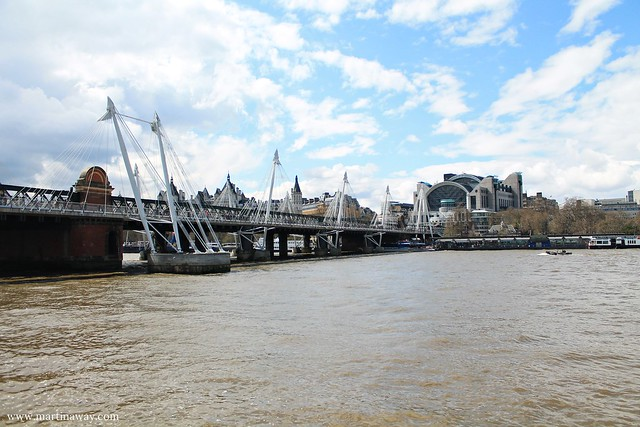 Westminster Bridge South Bank