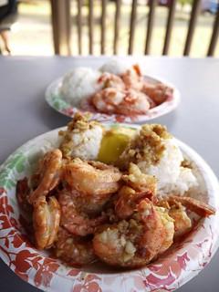 Yummy Shrimp Feast @Giovanni's Shrimp Truck