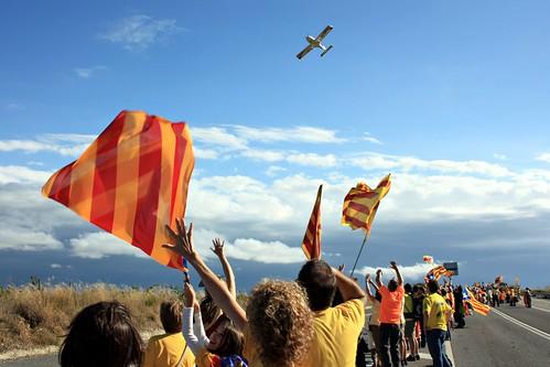 Via Catalana - Catalan Way 11S-2013 | by Toniu