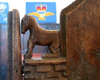 primitive horse
