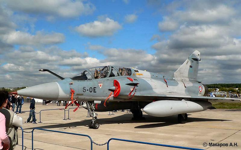 Mirage 2000B  (1)