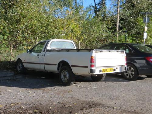 1992 Ford P100 Diesel | by Spottedlaurel