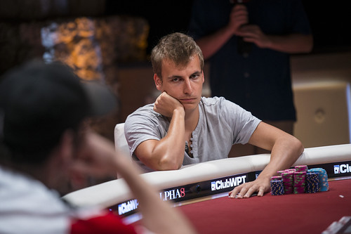 Heads Up_Tom McDonald_Philipp Gruissem | by World Poker Tour