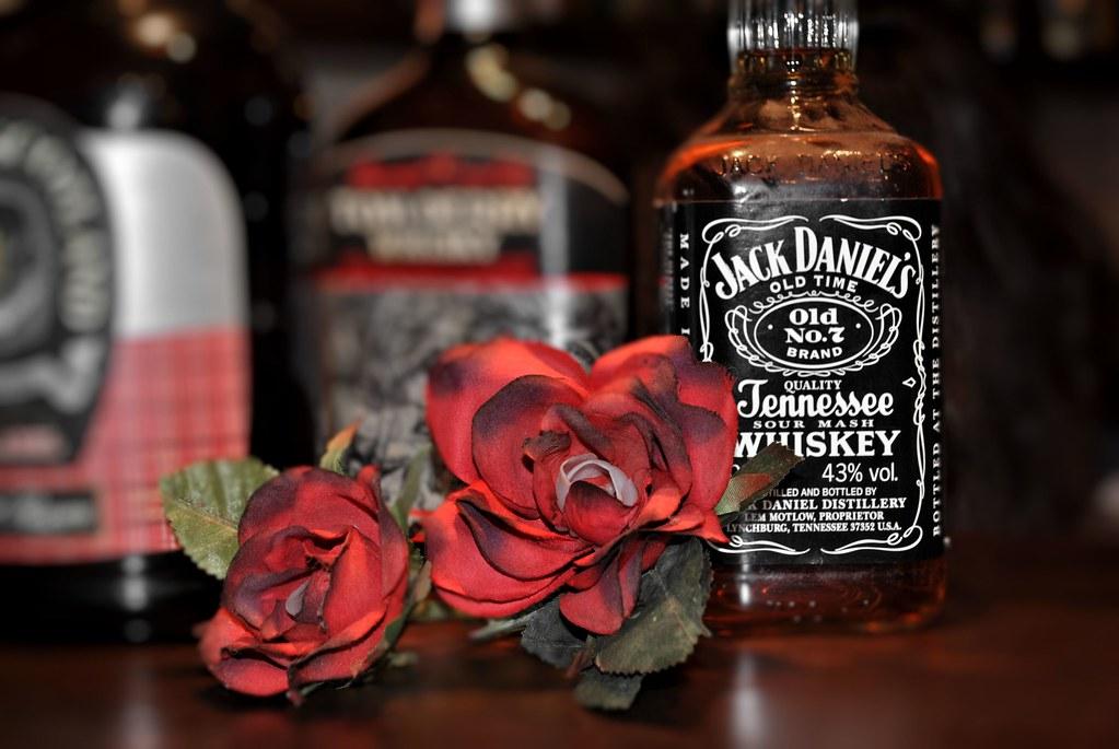 Rose jack daniels