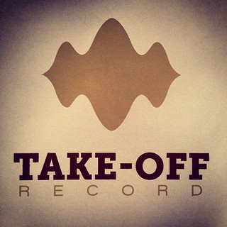 LOGO TAKE-OFF RECORD | by TAKE-OFF RECORD