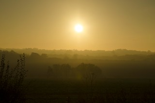 Countryside sunrise | by Alex Eckford