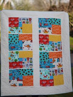 Northern Exposure quilt pattern