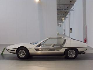 Marcello Gandini - Lamborghini Marzal 1967