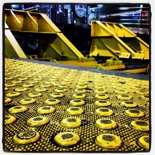 The end of the line. #savingplaces #unionstation #washingtondc #train #trains #unionstationtour @savingplaces