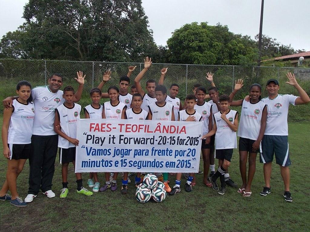 Brazil - Teofinlandia - Play it Forward