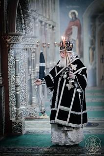 Литургия в Иверском монастыре 170