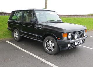 1990 Range Rover CSK 3.9 | by Spottedlaurel