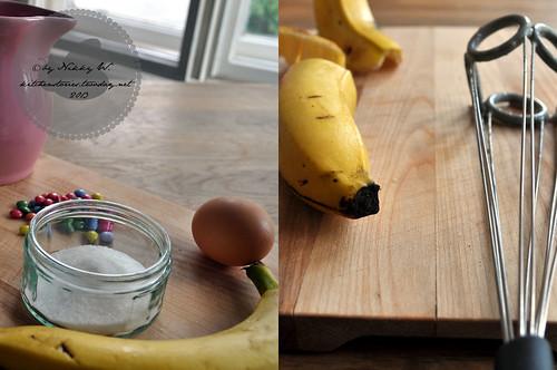 banana pancakes 2 | by Nikky W.