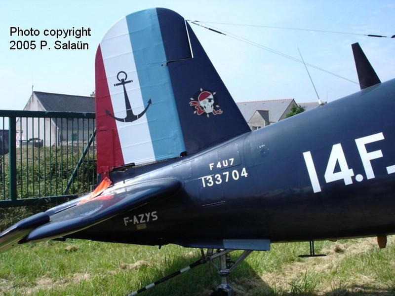 Corsario F4U-7 (1)