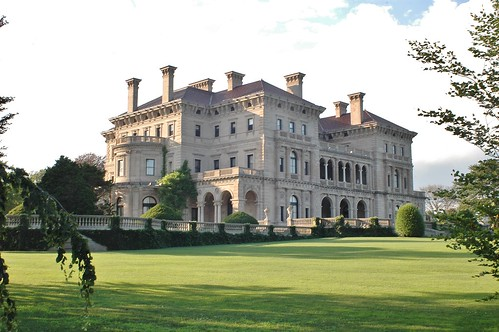 The Breakers Mansion - Newport Rhode Island | by 6SN7