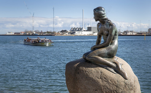 The little mermaid Copenhagen 20130420_007 | by News Oresund