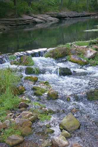 usa water landscapes parks missouri rivers northamerica ozarks stateparks roaringriverstatepark