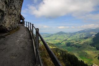 Stairway to heaven - Ebenalp, Switzerland | by ChuckPalmer {cepalm}