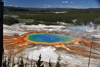 Grand Prismatic Spring (5 June 2013) 18 | by James St. John