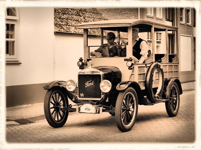 T-Ford in Millingen (NL)