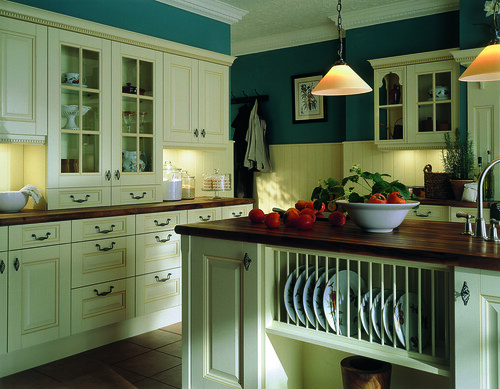 Buttermilk Ivory Kitchen | by larkandlarks