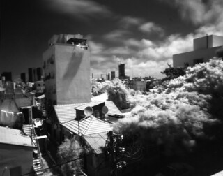 Pinhole Infra Red