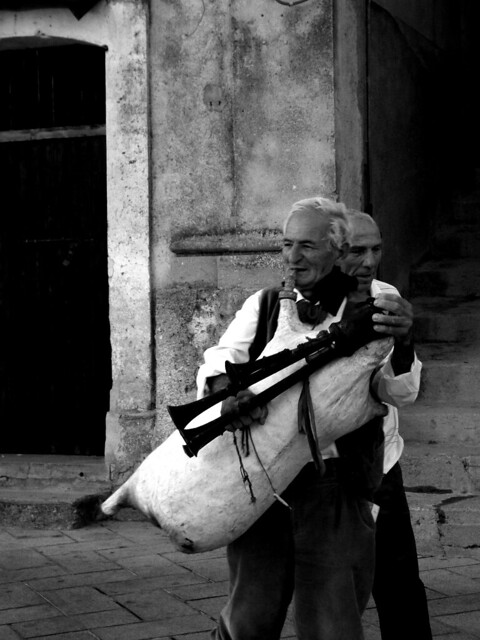 'A ciaramedda, Stignano (RC)