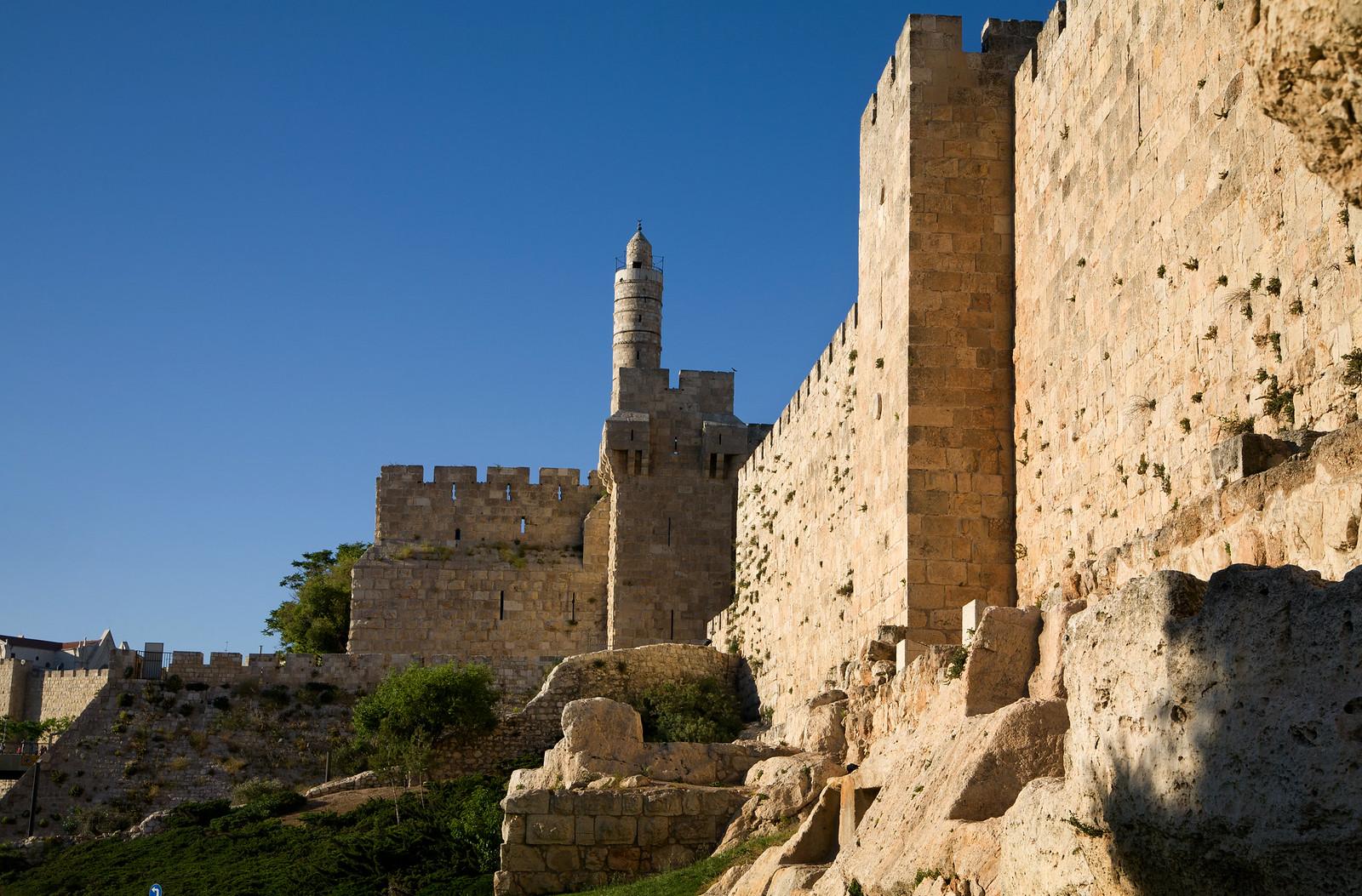 Jerusalem_The Tower of David_6_Noam Chen_IMOT