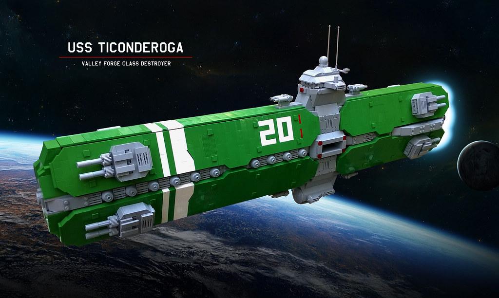 USS Ticonderoga