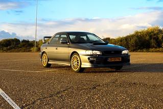 99 Subaru Impreza Gt Turbo Stars25 Jordi Boer Flickr