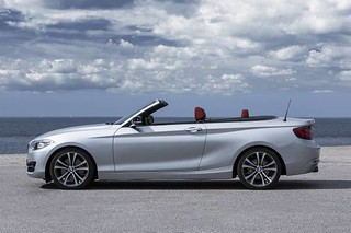 BMW 2014 Convertible 228i 17