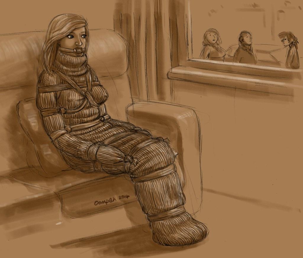 fetish-mummification-drawings