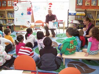 Dr. Seuss' Birthday Party (Read Across America) | by San José Public Library